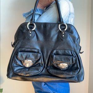 Vintage Marc Jacobs Black Blake Shoulder Bag